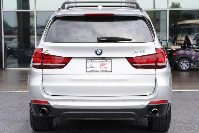Used 2015 BMW X5 xDrive35i for sale $25,492 at Gravity Autos Roswell in Roswell GA 30076 11