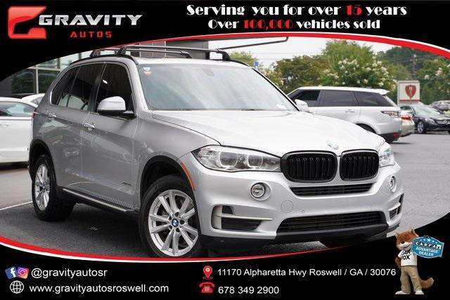 Used 2015 BMW X5 xDrive35i for sale $25,492 at Gravity Autos Roswell in Roswell GA 30076 1