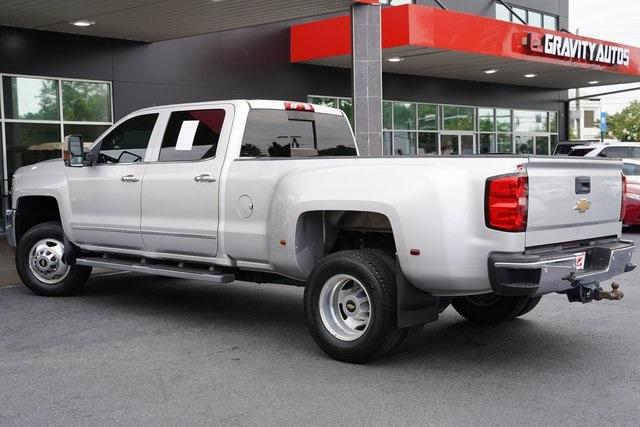Used 2019 Chevrolet Silverado 3500HD LTZ for sale $68,992 at Gravity Autos Roswell in Roswell GA 30076 10