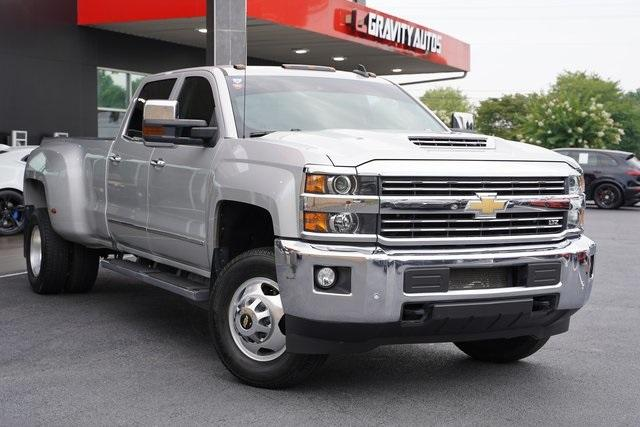Used 2019 Chevrolet Silverado 3500HD LTZ for sale $68,992 at Gravity Autos Roswell in Roswell GA 30076 2