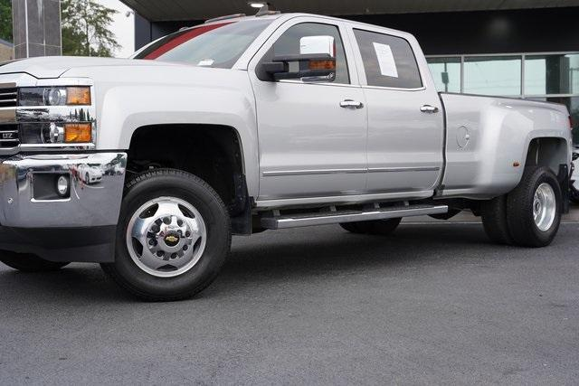 Used 2019 Chevrolet Silverado 3500HD LTZ for sale $68,992 at Gravity Autos Roswell in Roswell GA 30076 3