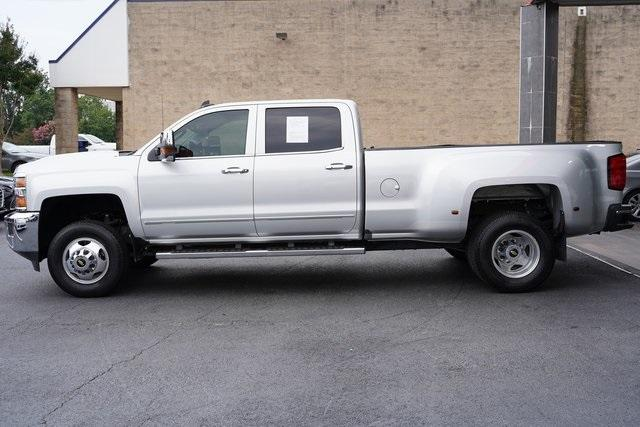 Used 2019 Chevrolet Silverado 3500HD LTZ for sale $68,992 at Gravity Autos Roswell in Roswell GA 30076 4