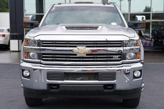 Used 2019 Chevrolet Silverado 3500HD LTZ for sale $68,992 at Gravity Autos Roswell in Roswell GA 30076 6