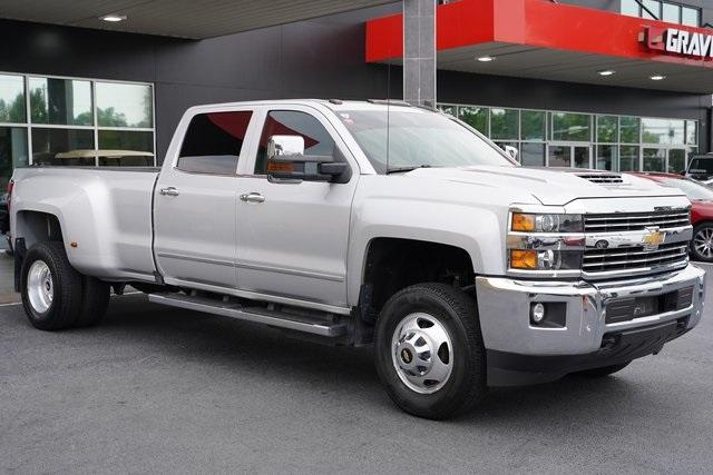Used 2019 Chevrolet Silverado 3500HD LTZ for sale $68,992 at Gravity Autos Roswell in Roswell GA 30076 7
