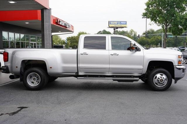 Used 2019 Chevrolet Silverado 3500HD LTZ for sale $68,992 at Gravity Autos Roswell in Roswell GA 30076 8