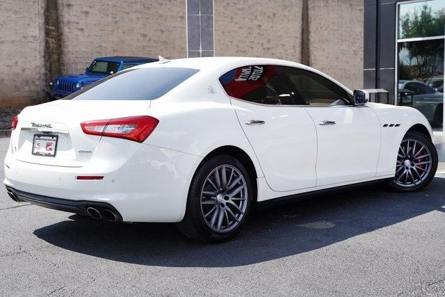 Used 2018 Maserati Ghibli Base for sale $45,992 at Gravity Autos Roswell in Roswell GA 30076 12