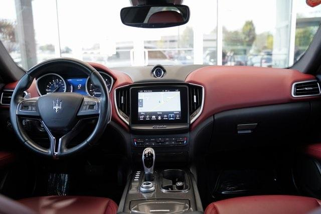 Used 2018 Maserati Ghibli Base for sale $45,992 at Gravity Autos Roswell in Roswell GA 30076 14