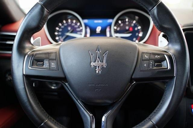 Used 2018 Maserati Ghibli Base for sale $45,992 at Gravity Autos Roswell in Roswell GA 30076 15
