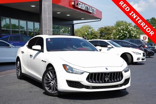 Used 2018 Maserati Ghibli Base for sale $45,992 at Gravity Autos Roswell in Roswell GA 30076 2