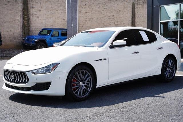 Used 2018 Maserati Ghibli Base for sale $45,992 at Gravity Autos Roswell in Roswell GA 30076 5