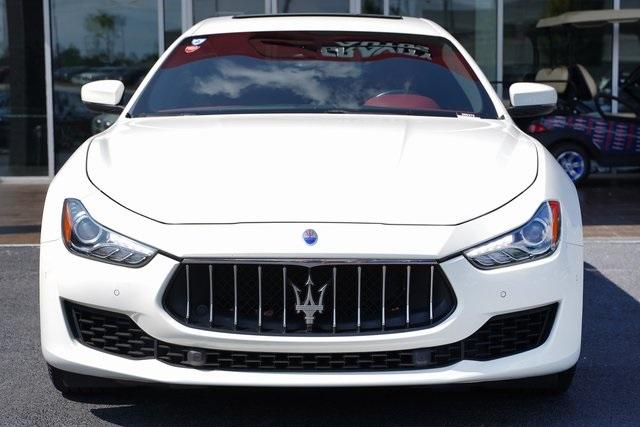 Used 2018 Maserati Ghibli Base for sale $45,992 at Gravity Autos Roswell in Roswell GA 30076 6