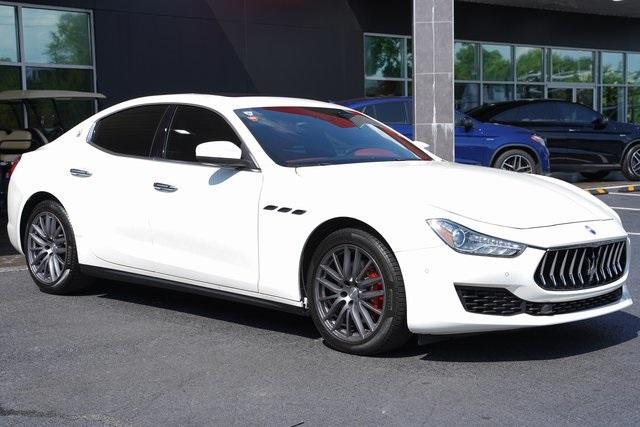 Used 2018 Maserati Ghibli Base for sale $45,992 at Gravity Autos Roswell in Roswell GA 30076 7