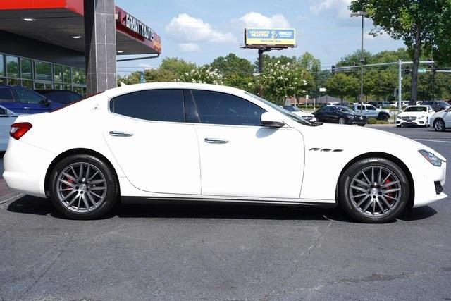 Used 2018 Maserati Ghibli Base for sale $45,992 at Gravity Autos Roswell in Roswell GA 30076 8