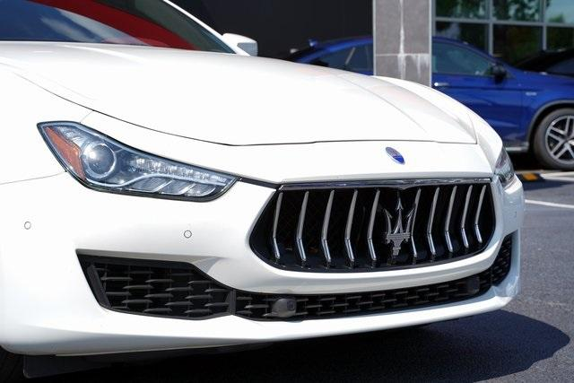 Used 2018 Maserati Ghibli Base for sale $45,992 at Gravity Autos Roswell in Roswell GA 30076 9