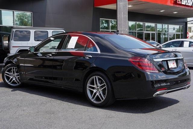 Used 2018 Mercedes-Benz S-Class S 450 for sale $58,992 at Gravity Autos Roswell in Roswell GA 30076 11