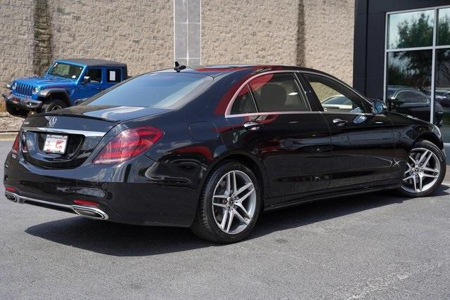 Used 2018 Mercedes-Benz S-Class S 450 for sale $58,992 at Gravity Autos Roswell in Roswell GA 30076 13