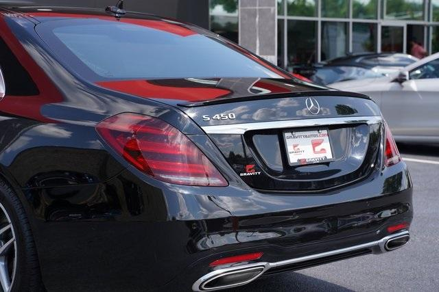 Used 2018 Mercedes-Benz S-Class S 450 for sale $58,992 at Gravity Autos Roswell in Roswell GA 30076 14