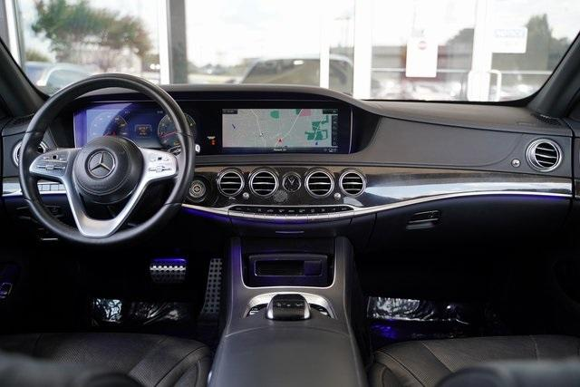 Used 2018 Mercedes-Benz S-Class S 450 for sale $58,992 at Gravity Autos Roswell in Roswell GA 30076 15