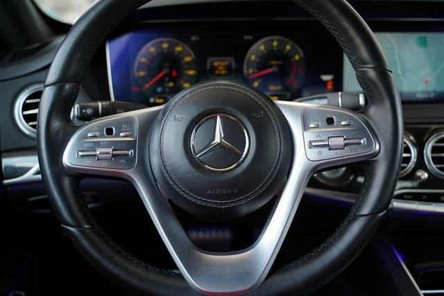 Used 2018 Mercedes-Benz S-Class S 450 for sale $58,992 at Gravity Autos Roswell in Roswell GA 30076 16