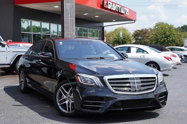 Used 2018 Mercedes-Benz S-Class S 450 for sale $58,992 at Gravity Autos Roswell in Roswell GA 30076 2