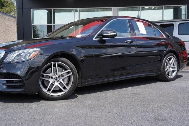 Used 2018 Mercedes-Benz S-Class S 450 for sale $58,992 at Gravity Autos Roswell in Roswell GA 30076 3