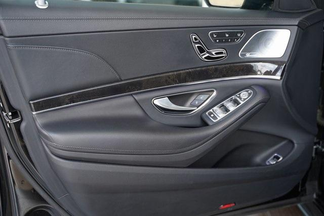 Used 2018 Mercedes-Benz S-Class S 450 for sale $58,992 at Gravity Autos Roswell in Roswell GA 30076 32