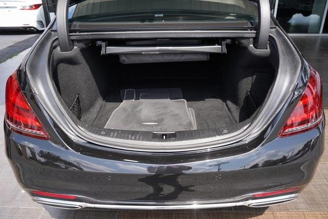 Used 2018 Mercedes-Benz S-Class S 450 for sale $58,992 at Gravity Autos Roswell in Roswell GA 30076 37