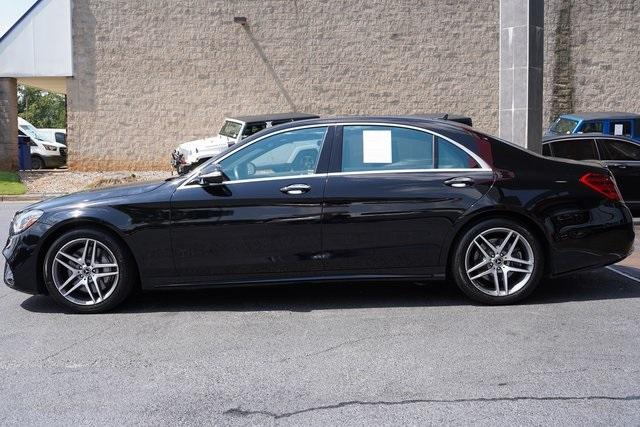 Used 2018 Mercedes-Benz S-Class S 450 for sale $58,992 at Gravity Autos Roswell in Roswell GA 30076 4