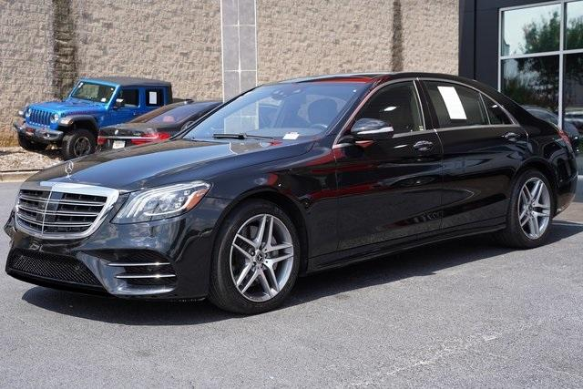 Used 2018 Mercedes-Benz S-Class S 450 for sale $58,992 at Gravity Autos Roswell in Roswell GA 30076 5