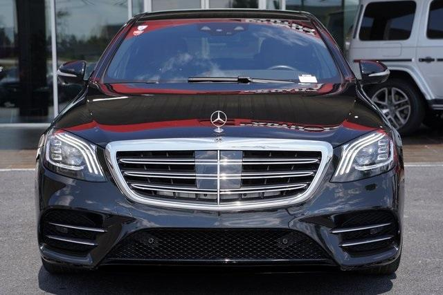 Used 2018 Mercedes-Benz S-Class S 450 for sale $58,992 at Gravity Autos Roswell in Roswell GA 30076 6