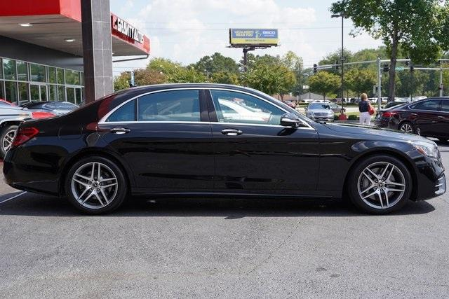 Used 2018 Mercedes-Benz S-Class S 450 for sale $58,992 at Gravity Autos Roswell in Roswell GA 30076 8