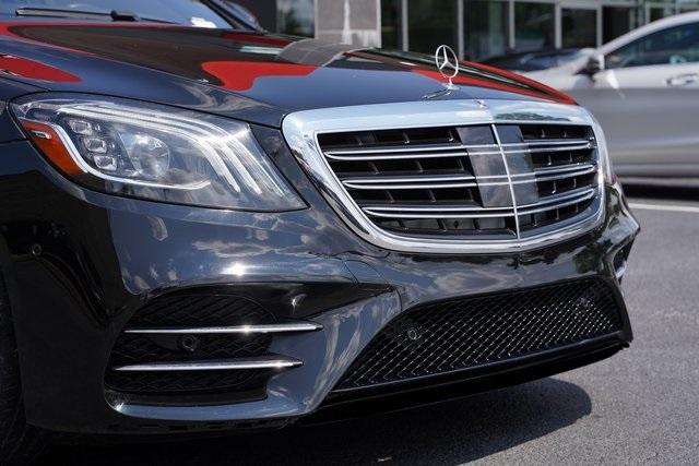 Used 2018 Mercedes-Benz S-Class S 450 for sale $58,992 at Gravity Autos Roswell in Roswell GA 30076 9
