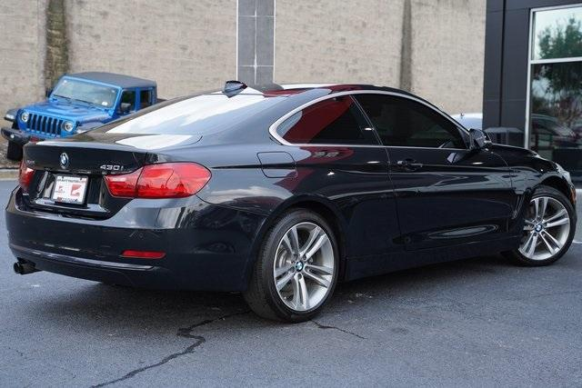 Used 2017 BMW 4 Series 430i xDrive for sale $28,492 at Gravity Autos Roswell in Roswell GA 30076 12