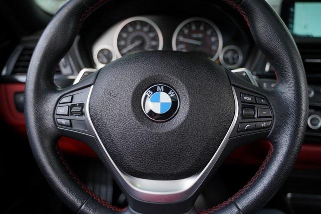 Used 2017 BMW 4 Series 430i xDrive for sale $28,492 at Gravity Autos Roswell in Roswell GA 30076 15
