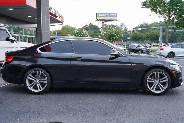 Used 2017 BMW 4 Series 430i xDrive for sale $28,492 at Gravity Autos Roswell in Roswell GA 30076 8
