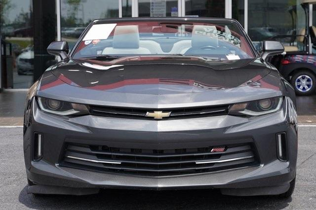 Used 2017 Chevrolet Camaro 1LT for sale $28,992 at Gravity Autos Roswell in Roswell GA 30076 10