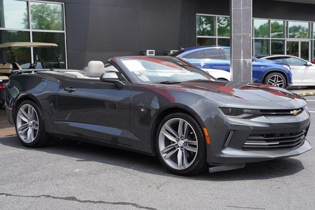 Used 2017 Chevrolet Camaro 1LT for sale $28,992 at Gravity Autos Roswell in Roswell GA 30076 11