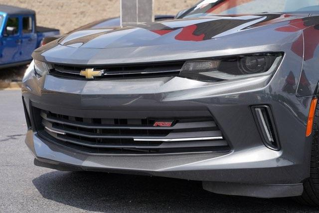 Used 2017 Chevrolet Camaro 1LT for sale $28,992 at Gravity Autos Roswell in Roswell GA 30076 13