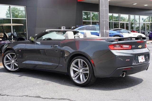 Used 2017 Chevrolet Camaro 1LT for sale $28,992 at Gravity Autos Roswell in Roswell GA 30076 15