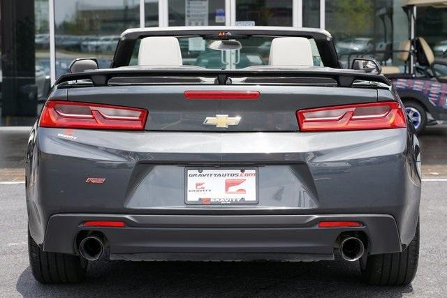 Used 2017 Chevrolet Camaro 1LT for sale $28,992 at Gravity Autos Roswell in Roswell GA 30076 16
