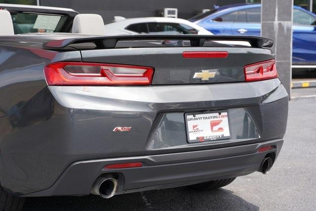 Used 2017 Chevrolet Camaro 1LT for sale $28,992 at Gravity Autos Roswell in Roswell GA 30076 18