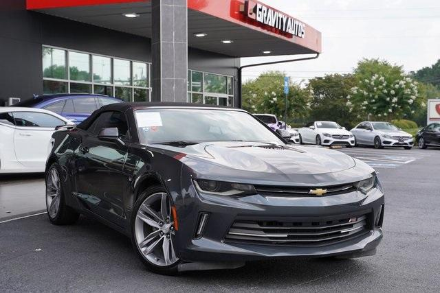 Used 2017 Chevrolet Camaro 1LT for sale $28,992 at Gravity Autos Roswell in Roswell GA 30076 3