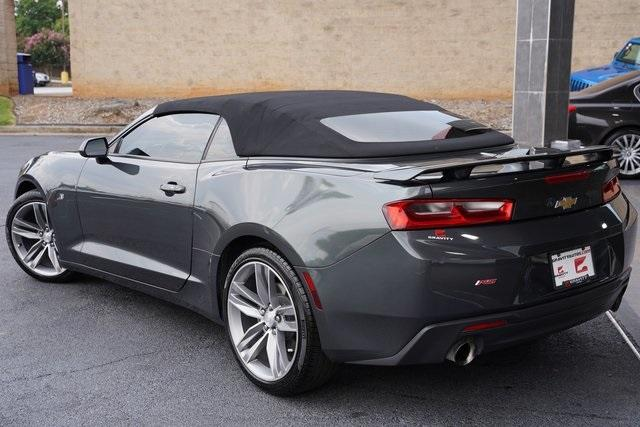 Used 2017 Chevrolet Camaro 1LT for sale $28,992 at Gravity Autos Roswell in Roswell GA 30076 4