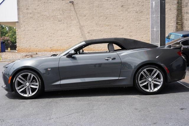 Used 2017 Chevrolet Camaro 1LT for sale $28,992 at Gravity Autos Roswell in Roswell GA 30076 8