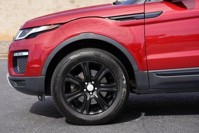 Used 2017 Land Rover Range Rover Evoque SE Premium for sale $32,992 at Gravity Autos Roswell in Roswell GA 30076 10