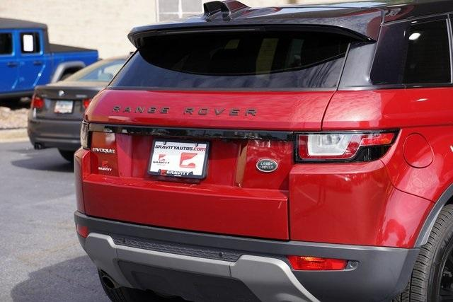 Used 2017 Land Rover Range Rover Evoque SE Premium for sale $32,992 at Gravity Autos Roswell in Roswell GA 30076 14