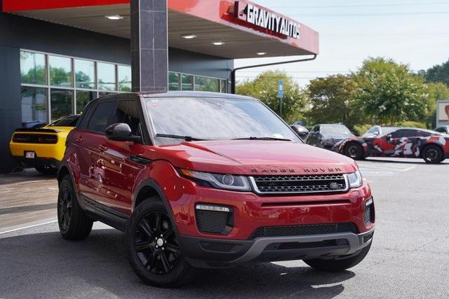 Used 2017 Land Rover Range Rover Evoque SE Premium for sale $32,992 at Gravity Autos Roswell in Roswell GA 30076 2