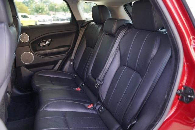 Used 2017 Land Rover Range Rover Evoque SE Premium for sale $32,992 at Gravity Autos Roswell in Roswell GA 30076 29