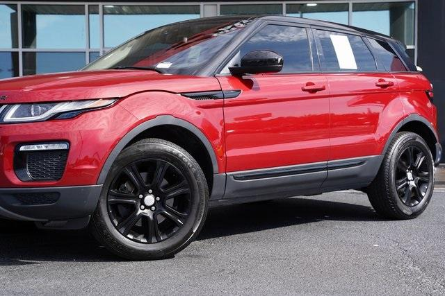 Used 2017 Land Rover Range Rover Evoque SE Premium for sale $32,992 at Gravity Autos Roswell in Roswell GA 30076 3