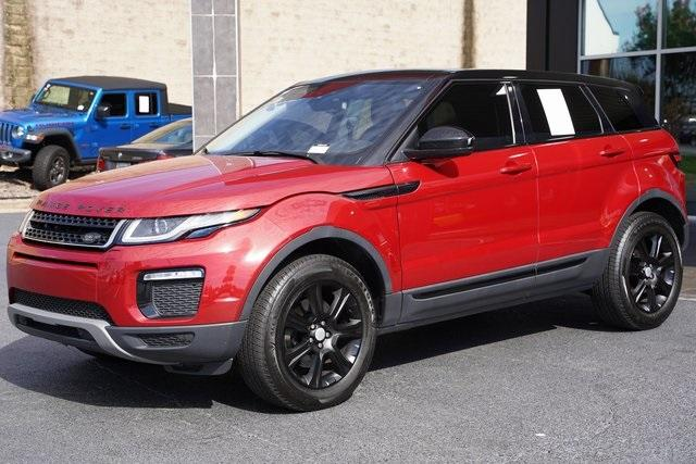 Used 2017 Land Rover Range Rover Evoque SE Premium for sale $32,992 at Gravity Autos Roswell in Roswell GA 30076 5